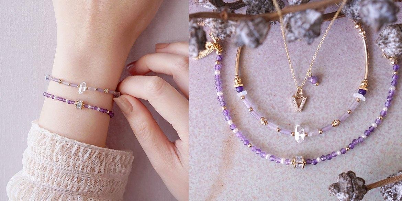超旺貴人運 從這三種「水晶手鍊」開始!讓你新年遇貴人 幸福一整年~