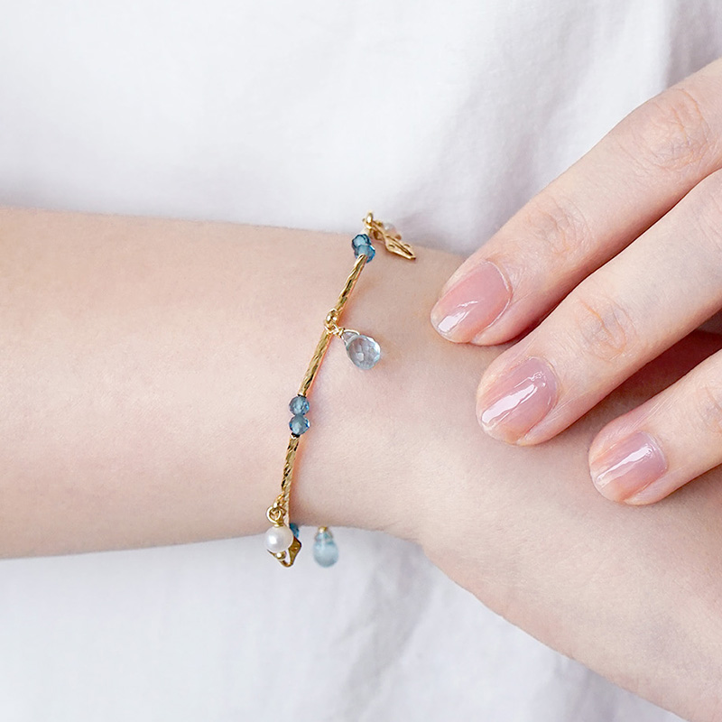 愛情蔓延 – 托帕石 – 手鍊