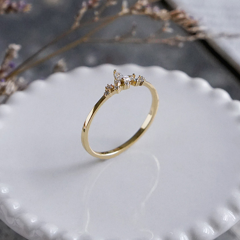 祕密花園 – 花語 – 戒指