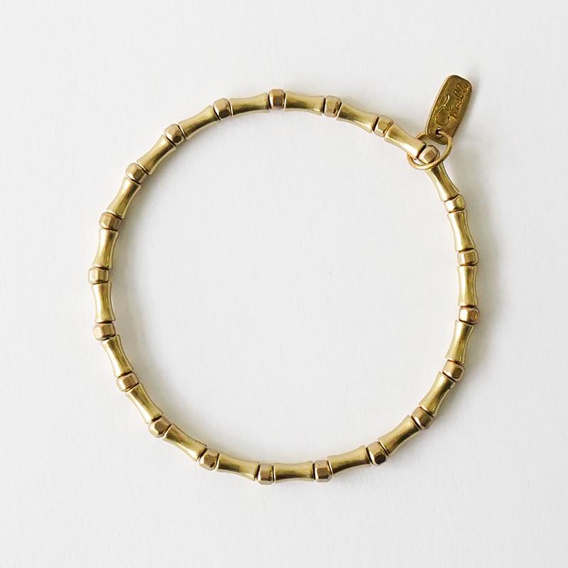 銅話 – 經典竹節