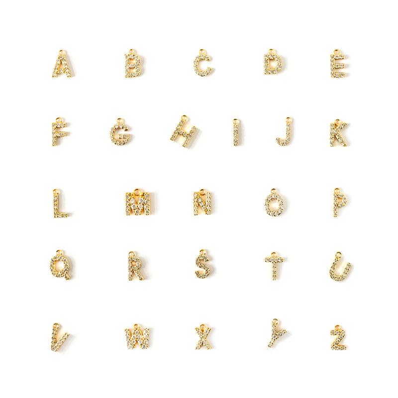 訂製 – 英文字母 – 手鍊