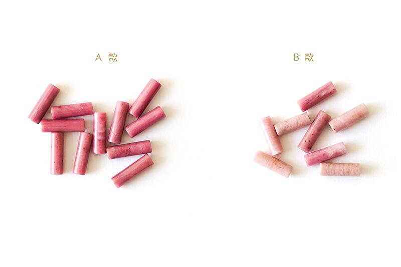 京都藝伎小夜曲 – 紅紋石 – 手鍊