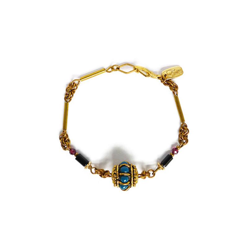 泗久 – 黑瑪瑙 – 手鍊