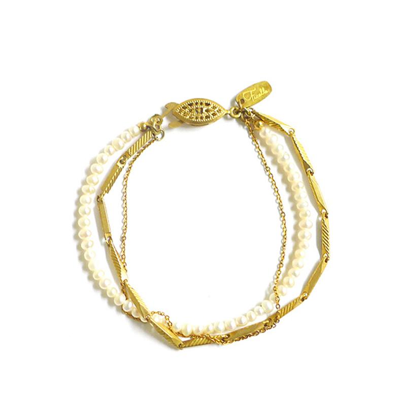 三重奏 – 淡水珍珠 – 手鍊