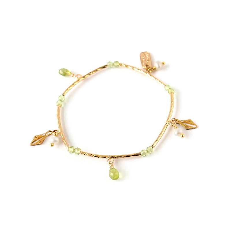 愛情蔓延 – 橄欖石 – 手鍊