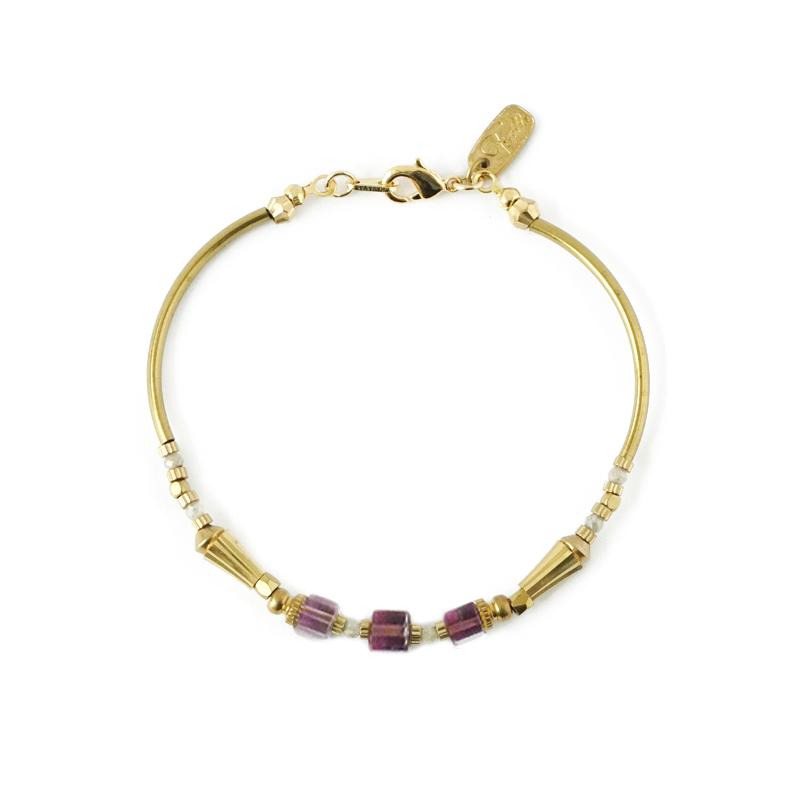 柏拉圖的理想枷鎖 – 紫水晶 – 手鍊(官網限定)
