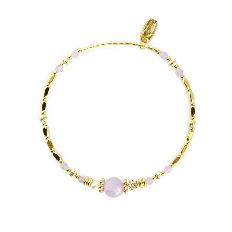 小蒐藏家 – 紫水晶 – 手鍊