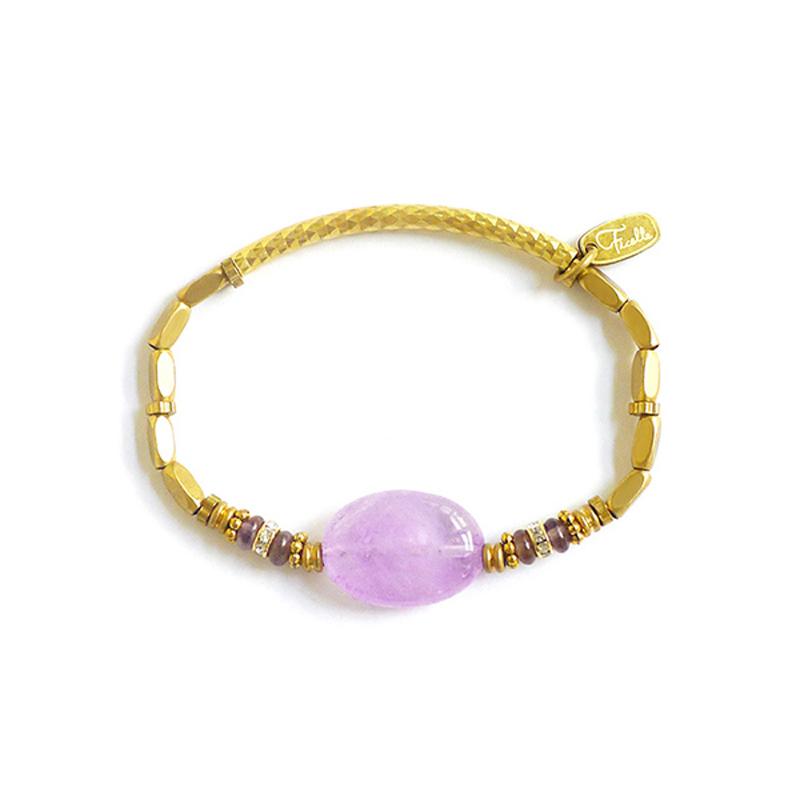 宙斯的糖果罐 – 紫水晶 - 手鍊