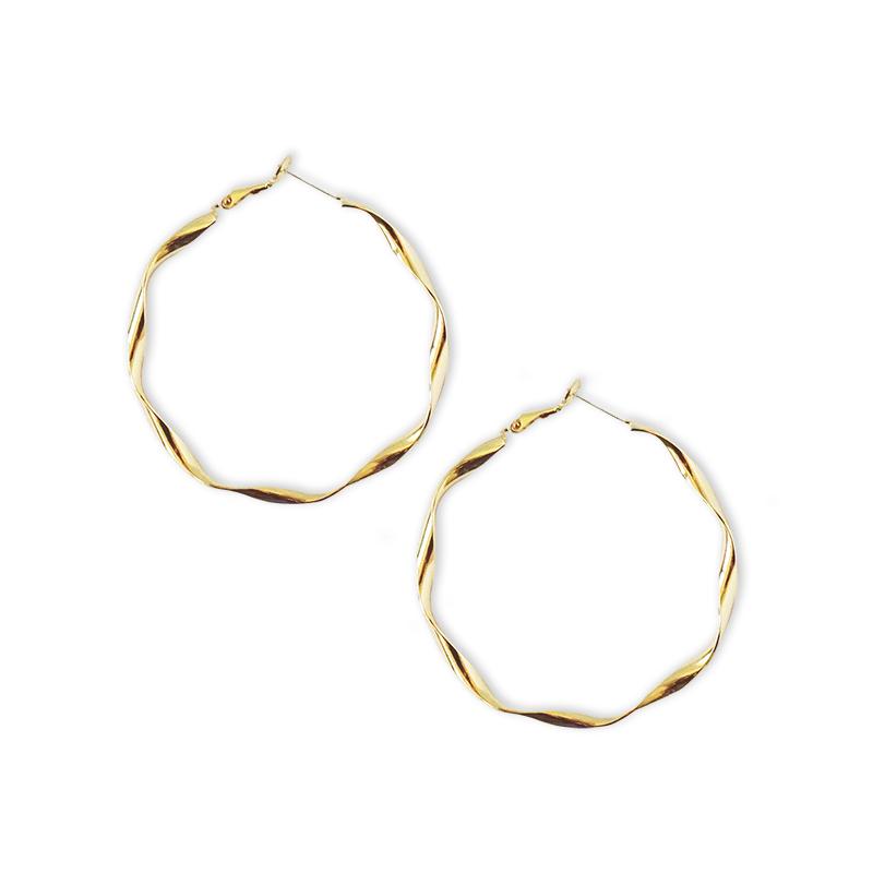 銅話 – 悠悠 – 耳環