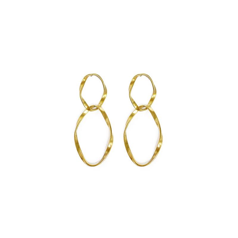 銅話 – 漫漫 – 耳環
