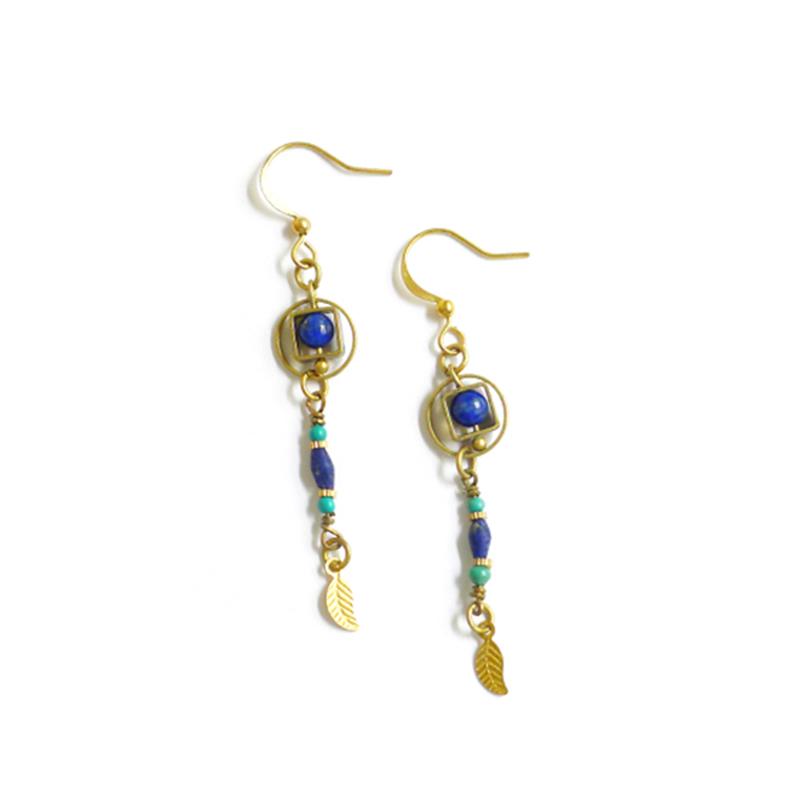 輝煌古埃及 – 豐收 – 耳環
