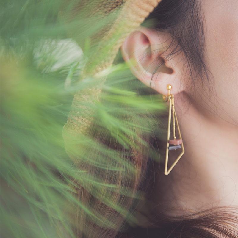 烈燄共生 – 釋放 – 耳環