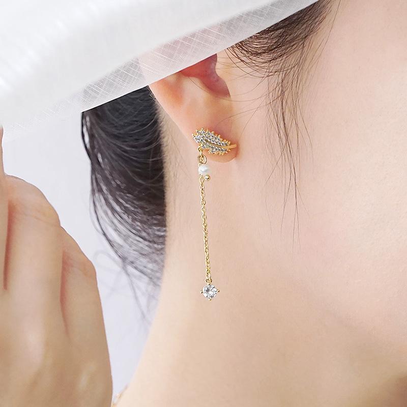輕輕告白 – 輕柔 – 耳環