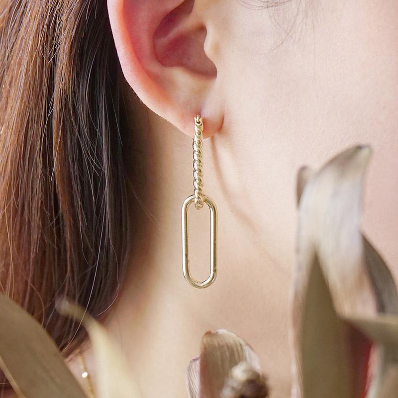 慢靈魂 – 枷鎖 – 耳環