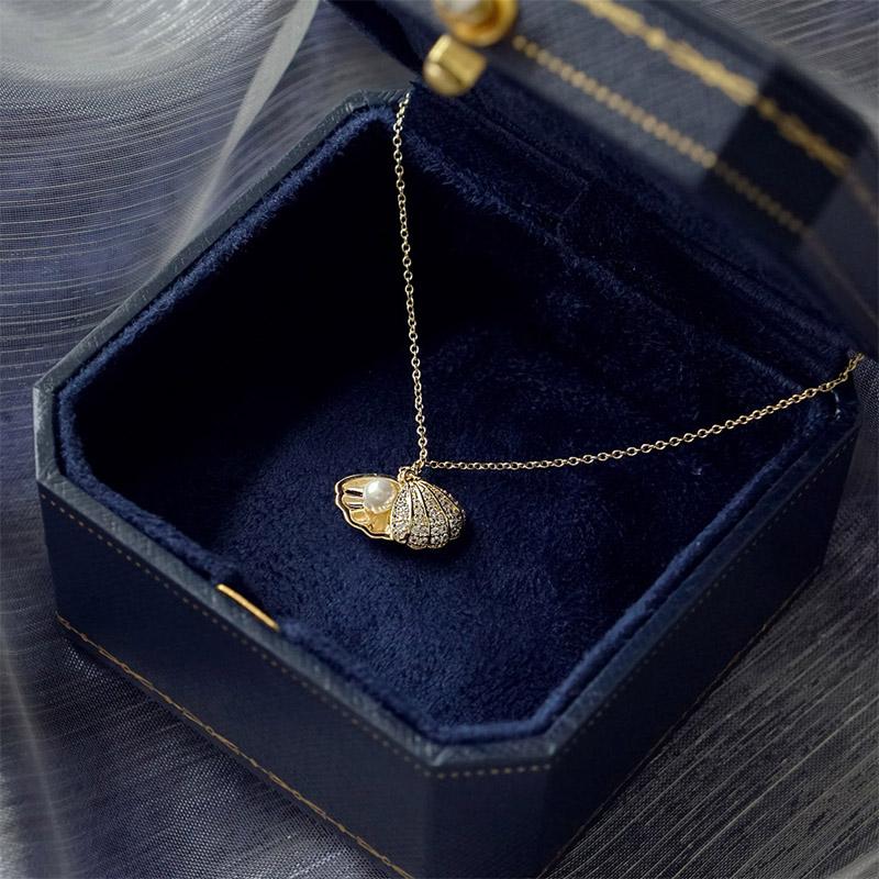 賽倫之音 – 貝殼 – 項鍊