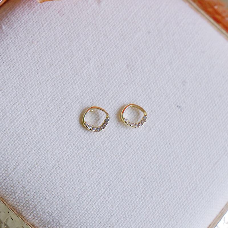 情人節約定 – 紀念日 – 耳環