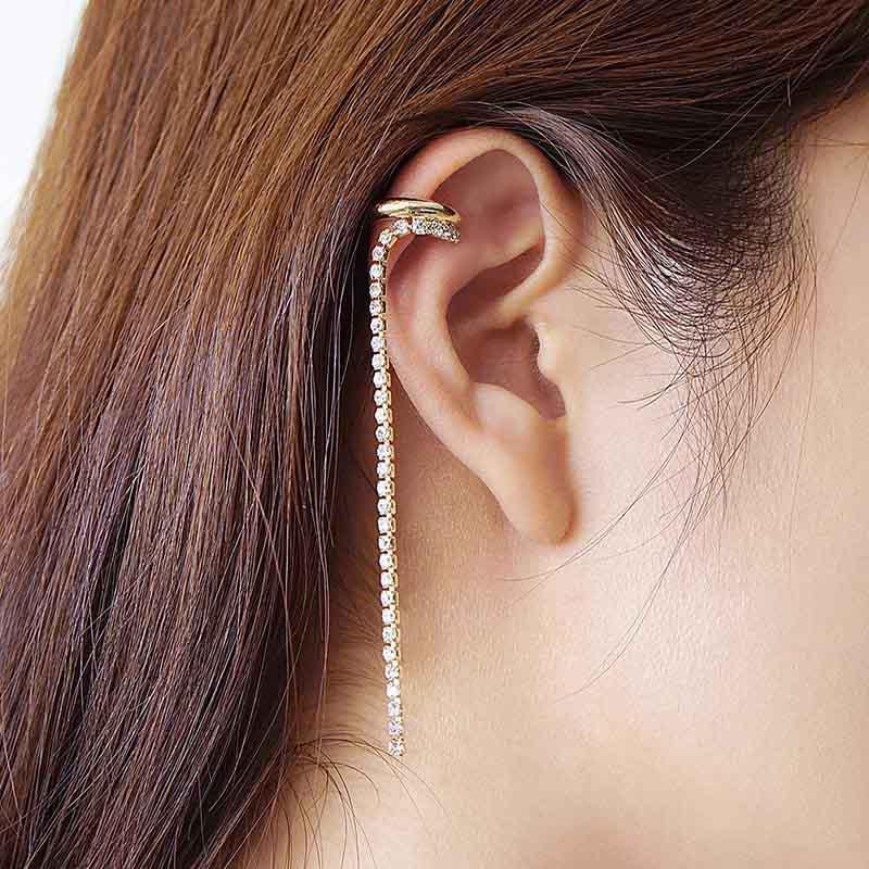 幾何學 – 旋輪線 – 耳骨夾