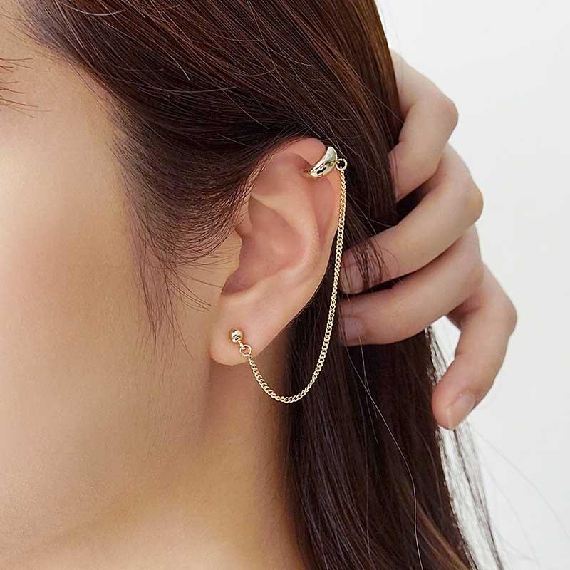 幾何學 – 拋物線 – 耳骨夾