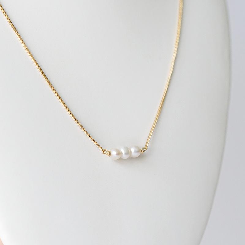 香榭女人 – 珍珠 – 項鍊(中秋加碼贈)