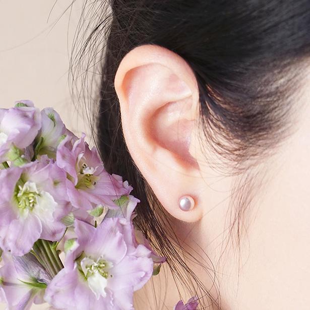 母親節特別企劃 – 多彩珍珠 – 耳環