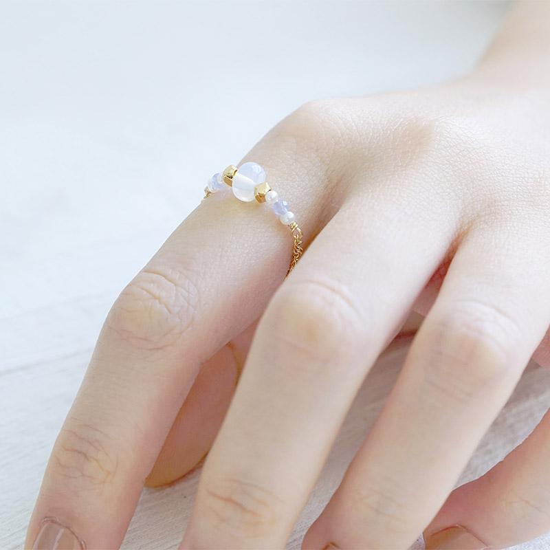 天使的祈禱 – 烏列爾 – 戒指
