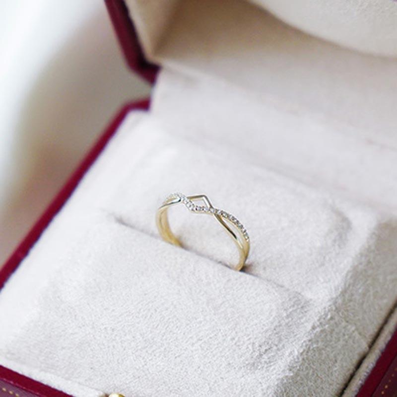 輕奢主義 – 小訪客 – 戒指