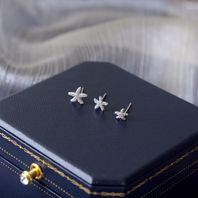 賽倫之音 – 海星 – 耳環